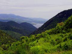 Prodo (Orvieto - TR): panorama verso il Lago di Corbara (02-05-1 by <b>Renato Pantini</b> ( a Panoramio image )