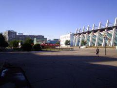 Вид на Стадион и Банк by <b>Rustam O. Imambaev</b> ( a Panoramio image )