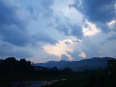 ???·?? Sunset glow in Wulingyuan by <b>Без названия</b> ( a Panoramio image )