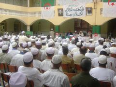 Conference Cheikh Alkhalili MUFFTY OMAN avril 2010 by <b>abdoux</b> ( a Panoramio image )