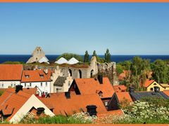 Visby by <b>F. van Daalen</b> ( a Panoramio image )