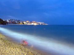 Paradise Beach, Sveti Vlas by <b>Dumby111974</b> ( a Panoramio image )
