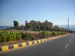 Holiday Inn Dead sea by <b>Dr.Azzouqa</b> ( a Panoramio image )