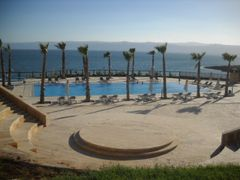 Holiday Inn side pool by <b>Dr.Azzouqa</b> ( a Panoramio image )
