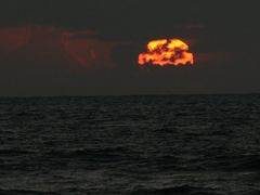 Caesarea Sunset by <b>oronbb</b> ( a Panoramio image )