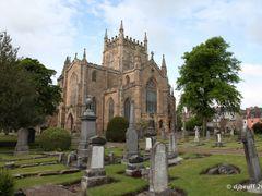 Dunfermline, Fife, Scotland, UK by <b>Dick Heuff</b> ( a Panoramio image )