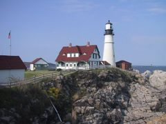Light house at Fort Williams Park by <b>Enzo</b> ( a Panoramio image )