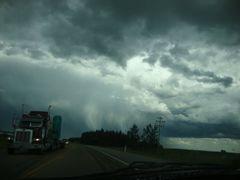 rain storm by <b>Itallica</b> ( a Panoramio image )