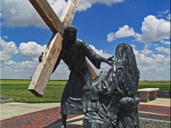 Largest Cross in the Northern Hemisphere – Groom, Texas by <b>VLAD KRYLOV</b> ( a Panoramio image )