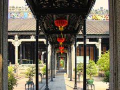 Former Chen Clan Academy, now Folk Art Museum, Guangzhou by <b>picsonthemove</b> ( a Panoramio image )