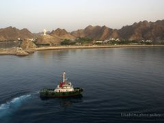 El practico.  Muscate  / The pilot - Muscat (Oman) by <b>elkadulma</b> ( a Panoramio image )