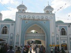 Shahjalal Mazar Main Gate by <b>abedin2020</b> ( a Panoramio image )