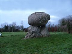 Proleek Dolmen by <b>inessa.ie</b> ( a Panoramio image )