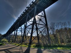 High Level Bridge by <b>Stickman</b> ( a Panoramio image )