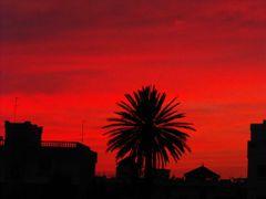 Sunset_2, Tunisia / tuneziai naplemente_2 by <b>sbb66</b> ( a Panoramio image )