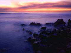 """""""Smoke at Twilight"""" by <b>Dean Lee Uhlinger</b> ( a Panoramio image )"""
