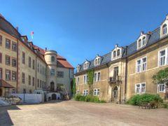 Schloss Wolkenburg - Schlosshof by <b>Rudolf Henkel</b> ( a Panoramio image )