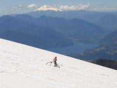 Esquiando en Verano by <b>cazzador</b> ( a Panoramio image )