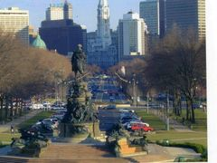 Philadelphia view from Art Museum by <b>S M Ahsan</b> ( a Panoramio image )