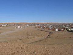 Mandalgovi, Gobi Desert, Mongolia. by <b>Finnbar</b> ( a Panoramio image )