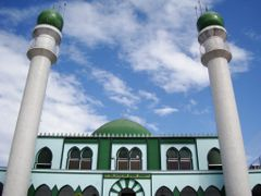 Al Imam Ali Ibn Abi Taleb Mosque by <b>starMAN</b> ( a Panoramio image )