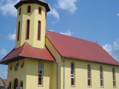 New Greek-Catholic Church, Sebes by <b>colinx1723</b> ( a Panoramio image )
