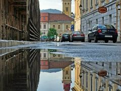 Reflexions, Baia Mare © Popovici Dan Cristian LAX. photography by <b>LAX. popovici dan cristian</b> ( a Panoramio image )