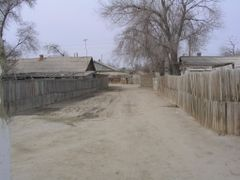 Once there was a sea : Moynaq, Uzbekistan by <b>lolochesnel</b> ( a Panoramio image )