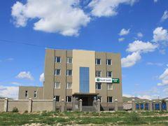 Khaan bank in Darkhan by <b>E.G.Tsatsralt</b> ( a Panoramio image )
