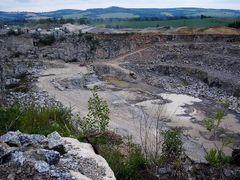 Ko?min - kamienio?om monzonitu by <b>moozg</b> ( a Panoramio image )