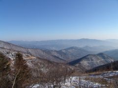 Mountains near Pujon by <b>gom</b> ( a Panoramio image )