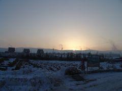 Sunrise at Pujon by <b>gom</b> ( a Panoramio image )