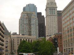 Boston from the Aquarium by <b>ramontxo</b> ( a Panoramio image )