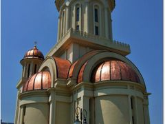 Catedrala din Braila - New Cathedral from Braila town by <b>gabi@vram</b> ( a Panoramio image )