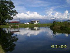 HOTEL  FINCA  LAS GLORIAS, LAKE YOJOA, HONDURAS by <b>wolfpape</b> ( a Panoramio image )