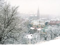 Gothenburg in January...cold!! ©JucaLodetti by <b>JucaLodetti</b> ( a Panoramio image )