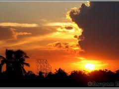 Sunset ©Anupam by <b>Anupam Mukherjee</b> ( a Panoramio image )