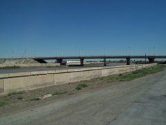 Мост через оросительный канал в районе поселка устюртской геофиз by <b>Gleb Kamaletdinov</b> ( a Panoramio image )
