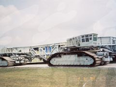 Space Ship Transporter in  KSC,Florida,USA by <b>unnippillai</b> ( a Panoramio image )