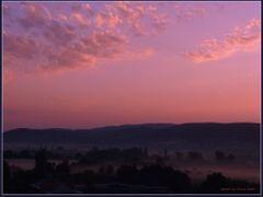 Sunrise panorama - Napkelte panorama   by <b>Lne Zana Judit</b> ( a Panoramio image )