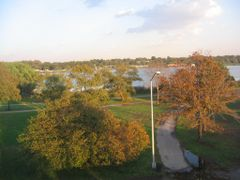 Flushing Meadows by <b>Mate J Horvath</b> ( a Panoramio image )