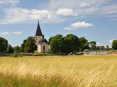 Ytterselo church by <b>Agneta Bodin</b> ( a Panoramio image )