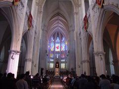 Arquitectura Interior del Templo Expiatorio* by <b>? ? galloelprimo ? ?</b> ( a Panoramio image )