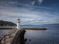 The light house at Skansen by <b>RoarX</b> ( a Panoramio image )