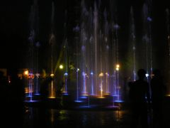 Colour fountain. Uralsk. by <b>KAR66</b> ( a Panoramio image )