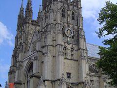 Canterbury Cathedral by <b>Simon Gabor</b> ( a Panoramio image )