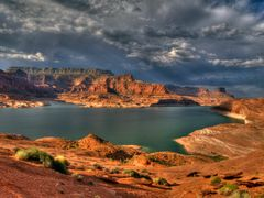 Glen Canyon by <b>Faryndale</b> ( a Panoramio image )