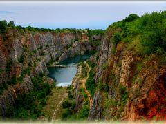 Lom Velka Amerika by <b>lenka kocumova</b> ( a Panoramio image )