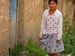 Girl in Acasio by <b>Lars Bj?rnholm</b> ( a Panoramio image )