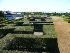 Tomihama Park (Maze) by <b>S_Mori</b> ( a Panoramio image )